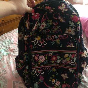 Vera Bradley back pack